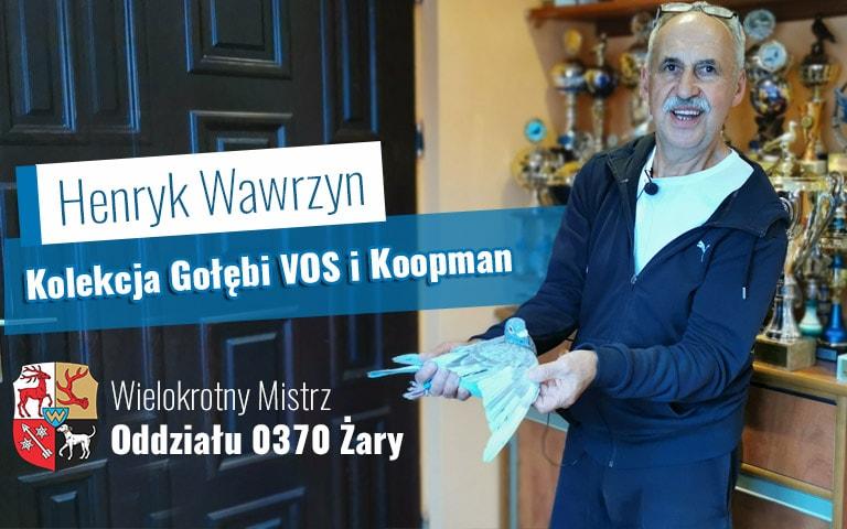 Wawrzyn Henryk oddział PZHGP 0370 Żary